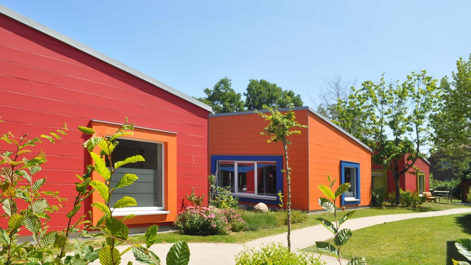 Erweiterung des Kindergarten Im Wisengrund in Nordwalde, Holtfrerich Architekten